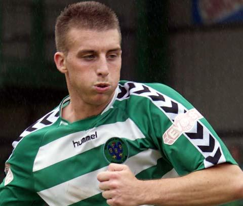 Michael Clarke starts a second spell at Northwich Victoria tonight, Wednesday.