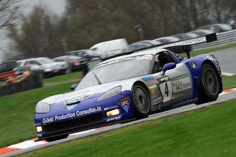 Speedworks Motorsport pair Piers and Ron Johnson were on track at Oulton Park on Saturday morning. Picture: Matt Sayle Photography