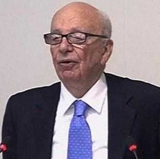 Rupert Murdoch is continuing to give evidence to the Leveson Inquiry