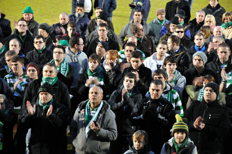 Northwich Victoria's fans meet tonight, Thursday, to discuss their favourite club's future.