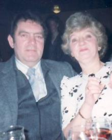 sylvia and Frank deakin