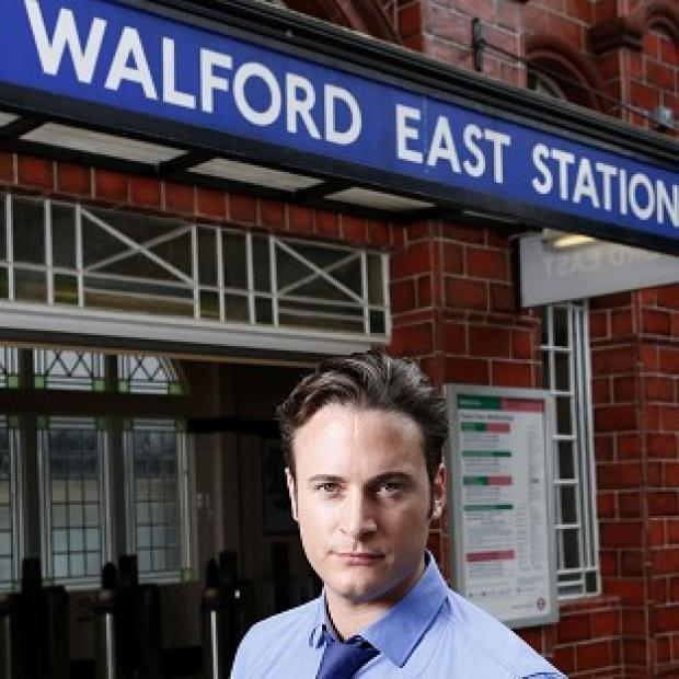 Gary Lucy will play banker Danny Pennant in EastEnders