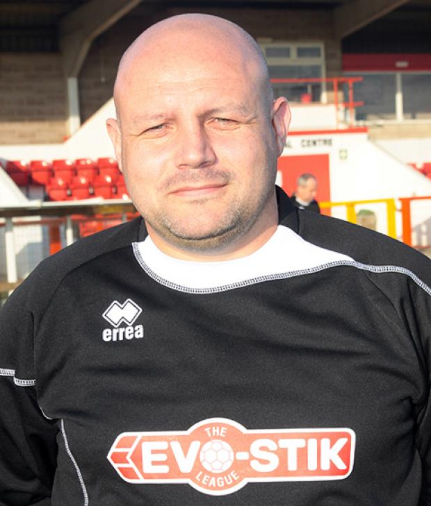 Witton boss Brian Pritchard was relieved to see his side defeat Runcorn.