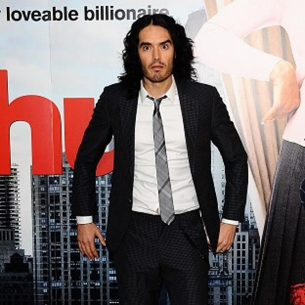 Russell Brand apparently enjoyed a bank holiday day trip with Geri Halliwell