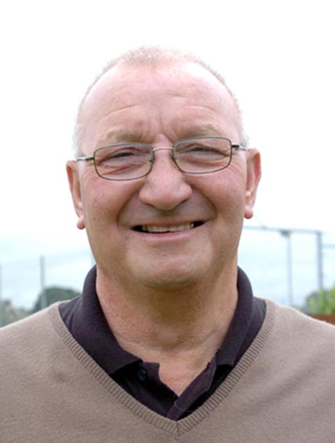 Northwich Town councillor Terry Murphy