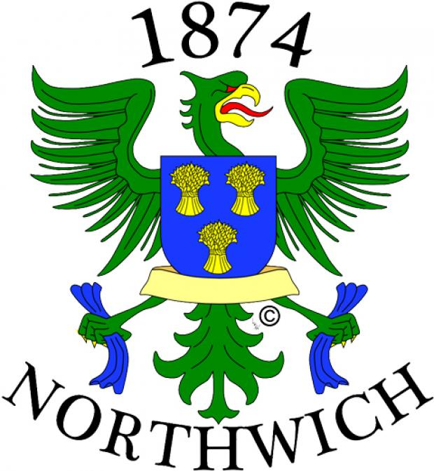 The crest picked by 1874 Northwich supporters as their favourite in a selection of six.