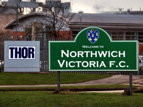 Thor Specialities (UK) Ltd paid £600,000 for the Victoria Stadium site last year.