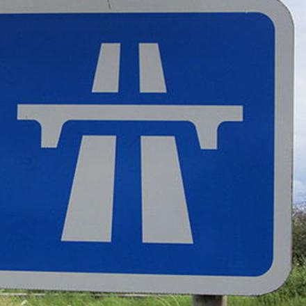 M6 reopens after two vehicle collision