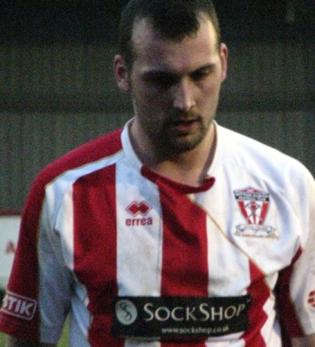 Danny Meadowcroft has returned to Colwyn Bay after leaving Witton Albion