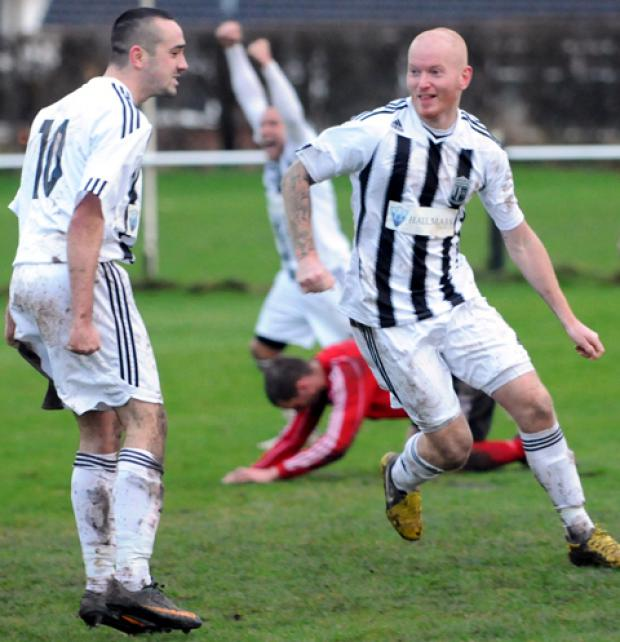 Barnton have reached the Mid Cheshire FA Challenge Cup final
