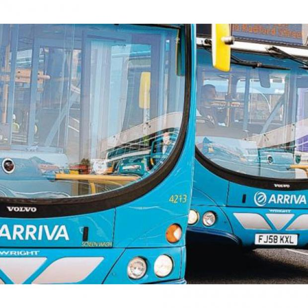 Northwich Guardian: New Year means new bus cuts for Moulton