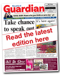 Northwich Guardian: Knutsford Guradian