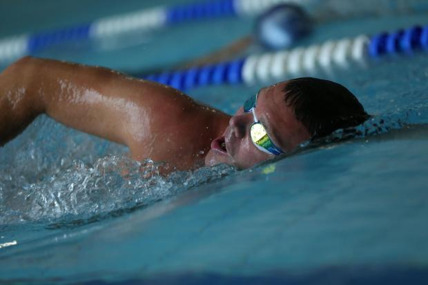 Swimming funding for Northwich centre