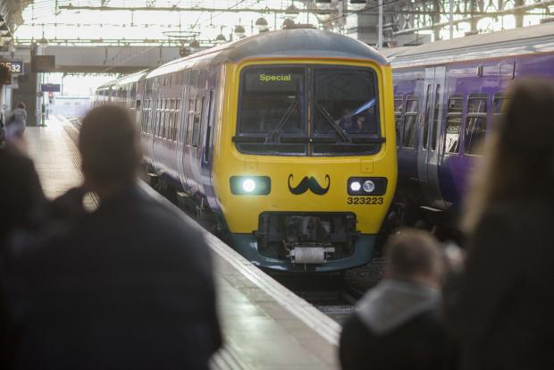 Low increase in rail fares, lack of Mid Cheshire investment
