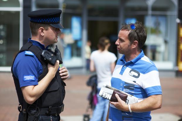 Police appeal for support officers
