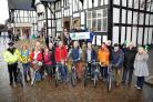 The community comes together to launch Northwich Pedal Power Festival