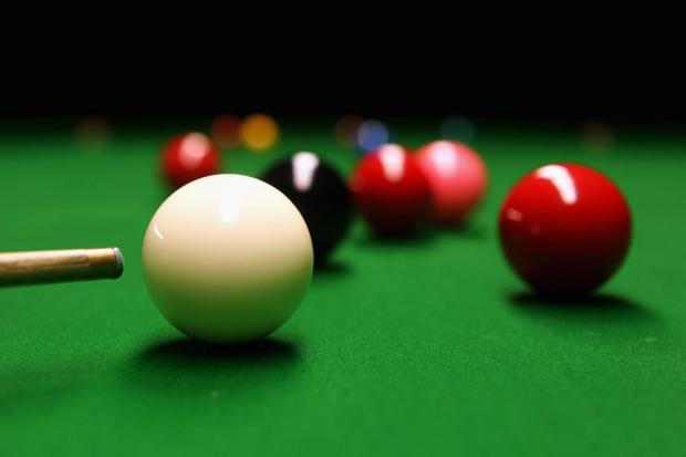 Northwich Guardian: SNOOKER: Second in the Pocket