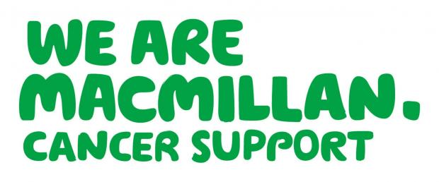 Macmillan urge sport fanatics to sign up to support charity