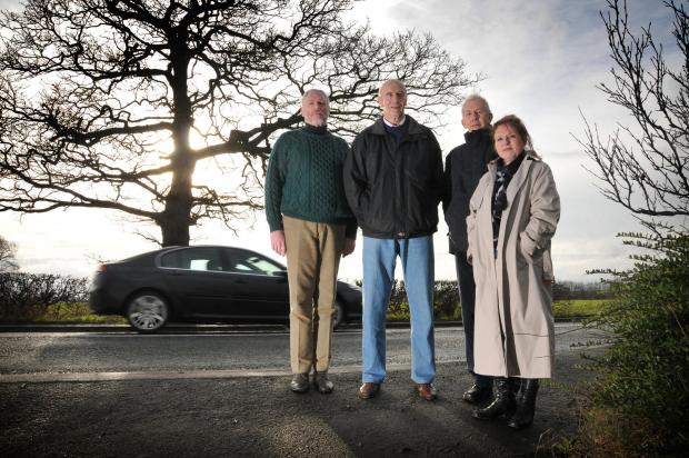 Sproston Parish Council voiced concerns over rural hub project