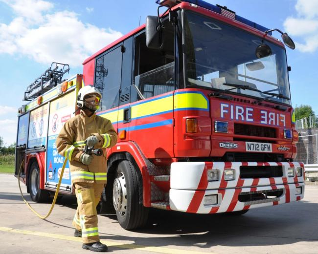 Firefighters called to fire in Allostock