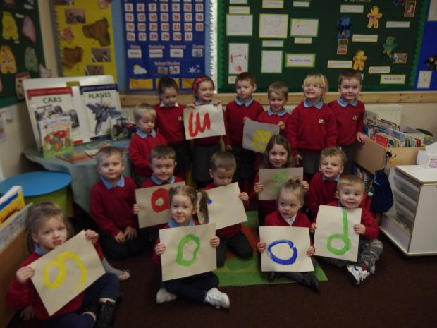 Nurseries celebrate Ofsted success
