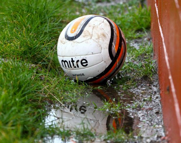 Cup clash is postponed