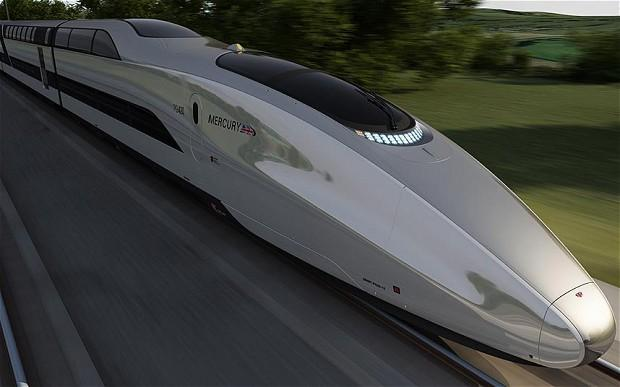 Northwich Guardian: Majority of Cheshire MPs back HS2 at second reading