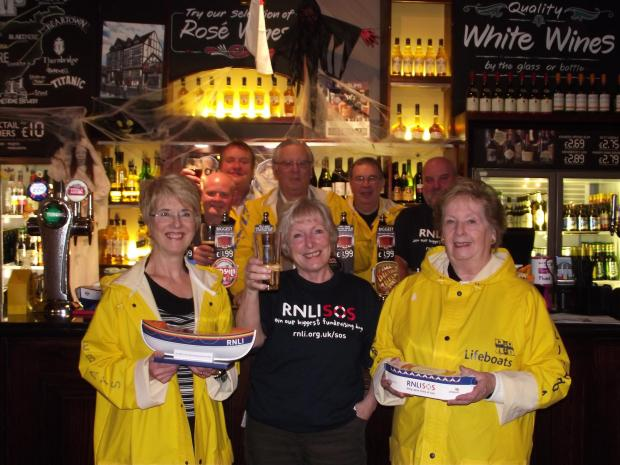 Lifeboat charity host Beer Festival