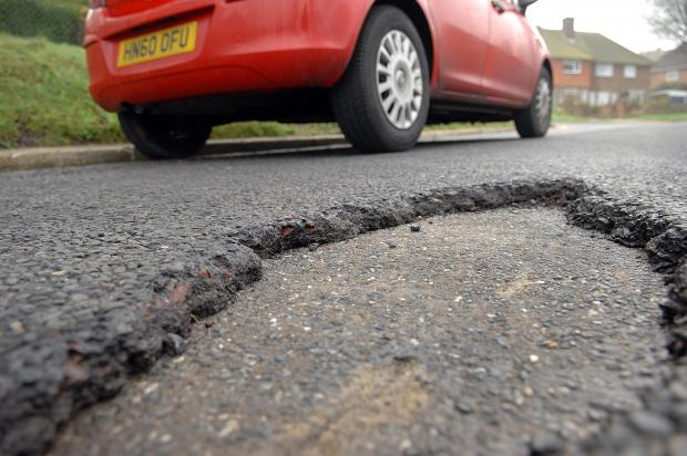£3m boost for pothole repairs in west Cheshire