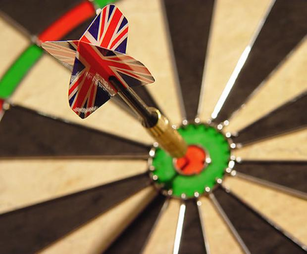 DARTS: Kellett misses out