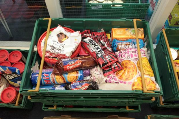 Foodbank helps thousands of residents