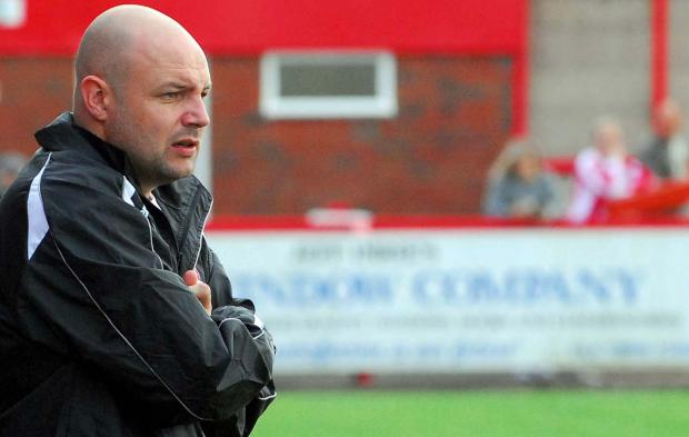 Witton Albion manager Brian Pritchard has promised to make changes to his squad this summer