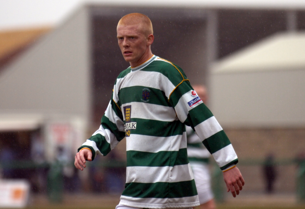 Chris Williams, who helped Vics to win the Conference North title in 2006, is among those invited to