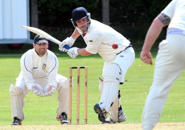 Davenham captain Mark Greaves scored a half-century for his side during Saturday's win at Cheadle Hulme