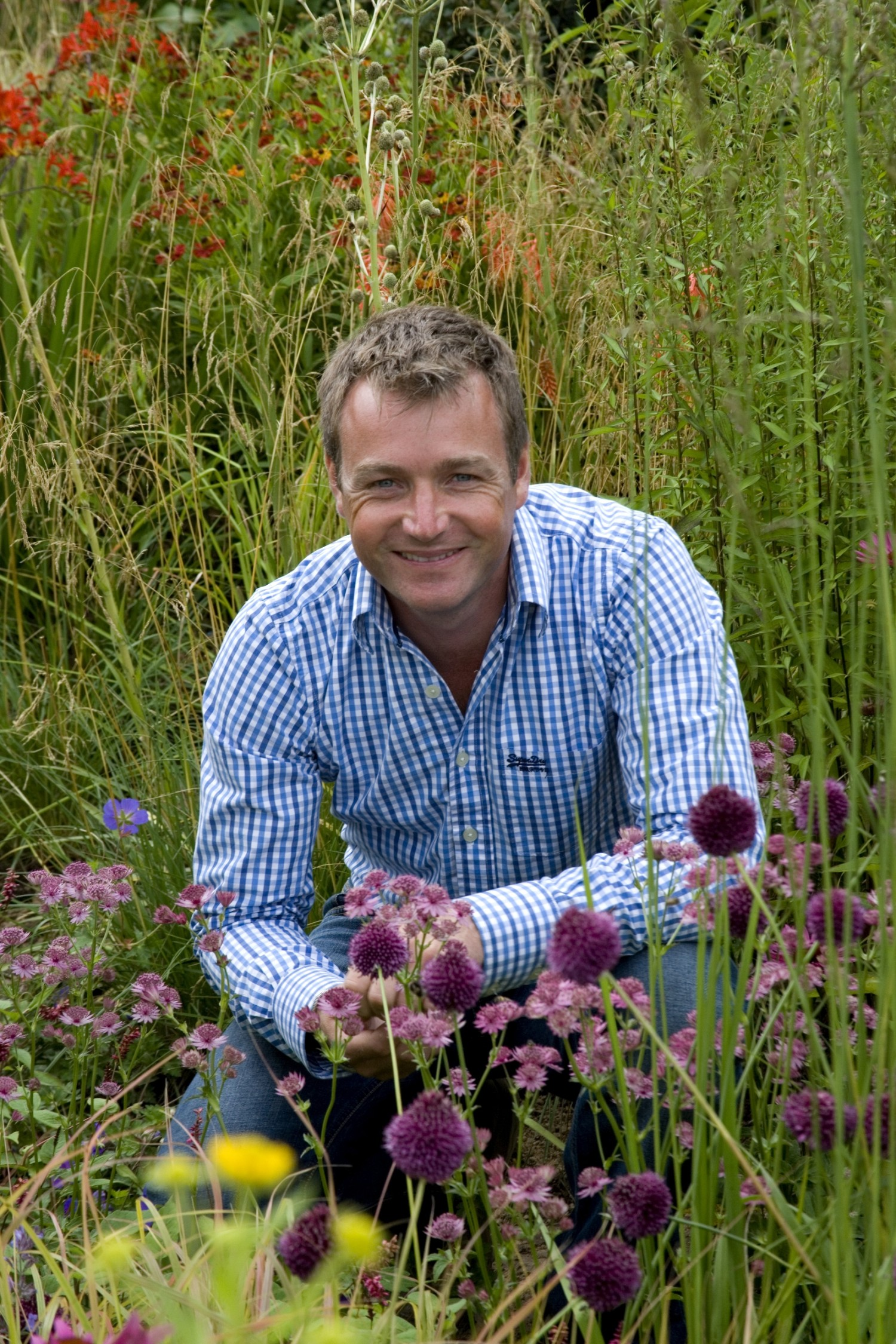 Chris Beardshaw will be attending the 20th annual Arley Garden Festival and having breakfast with a lucky winner.
