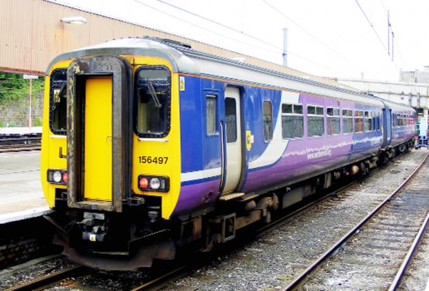 Northwich's rail bid boosted by transport body's claim