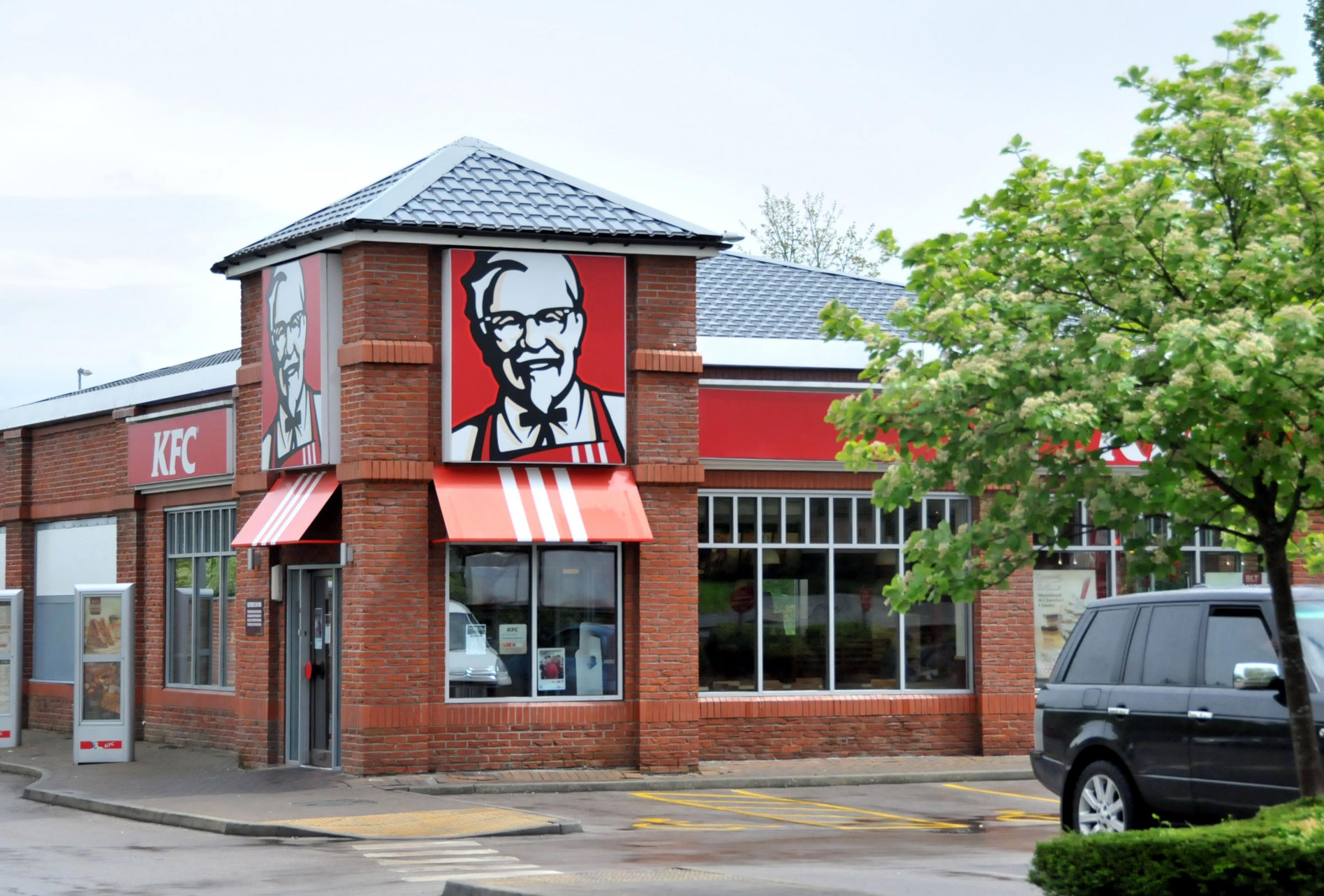 KFC in Northwich