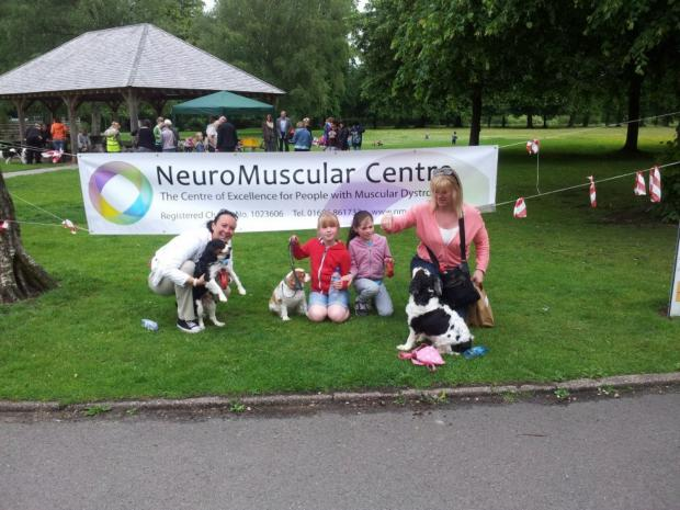 The NMC's Wag 'n' Walk at Marbury Park takes place on June 14.