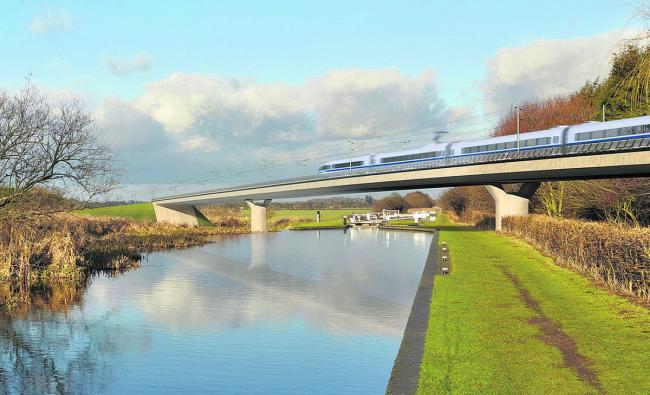 POLL: Have your say on HS2
