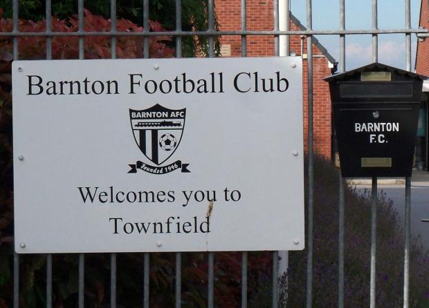 Barnton will start life in the North West Counties League with a new manager.