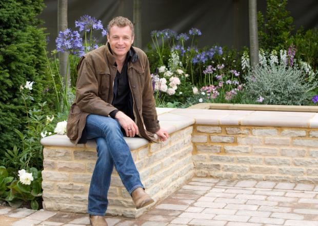 Chris Beardshaw is coming to Arley Garden Festival this month.