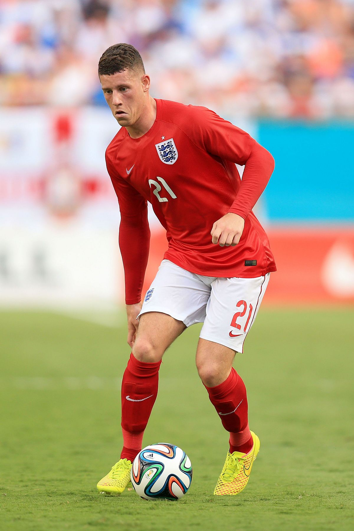 PACEY: Ross Barkley