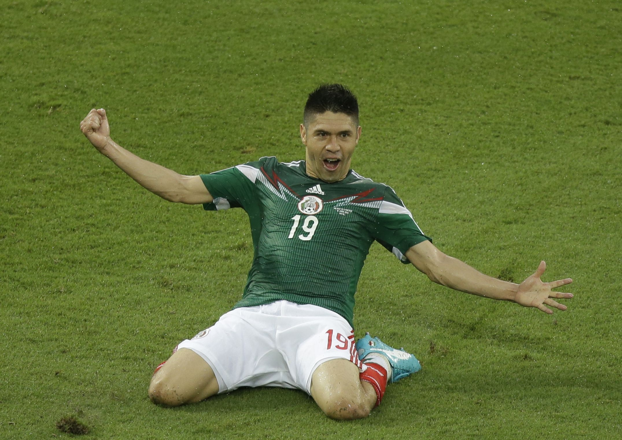 Mexico off to winning start