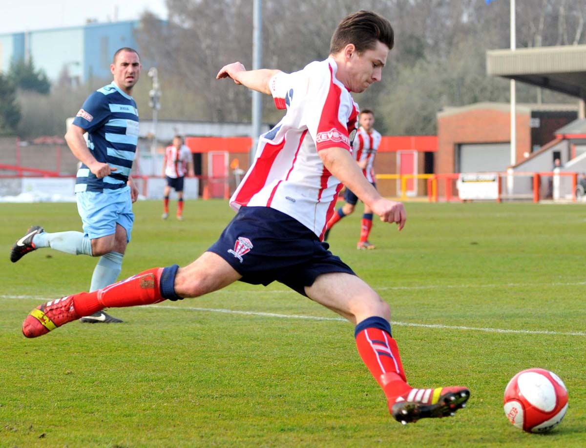 Alex Titchiner has agreed a new role on and off the pitch at Witton Albion next season