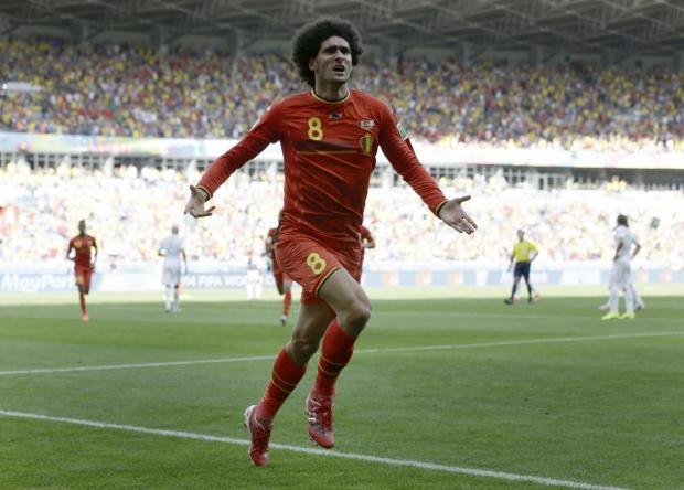 Belgium come from behind to defeat Algeria
