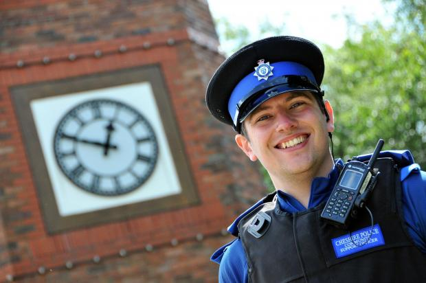 New PCSO on the beat for Kingsmead and Leftwich