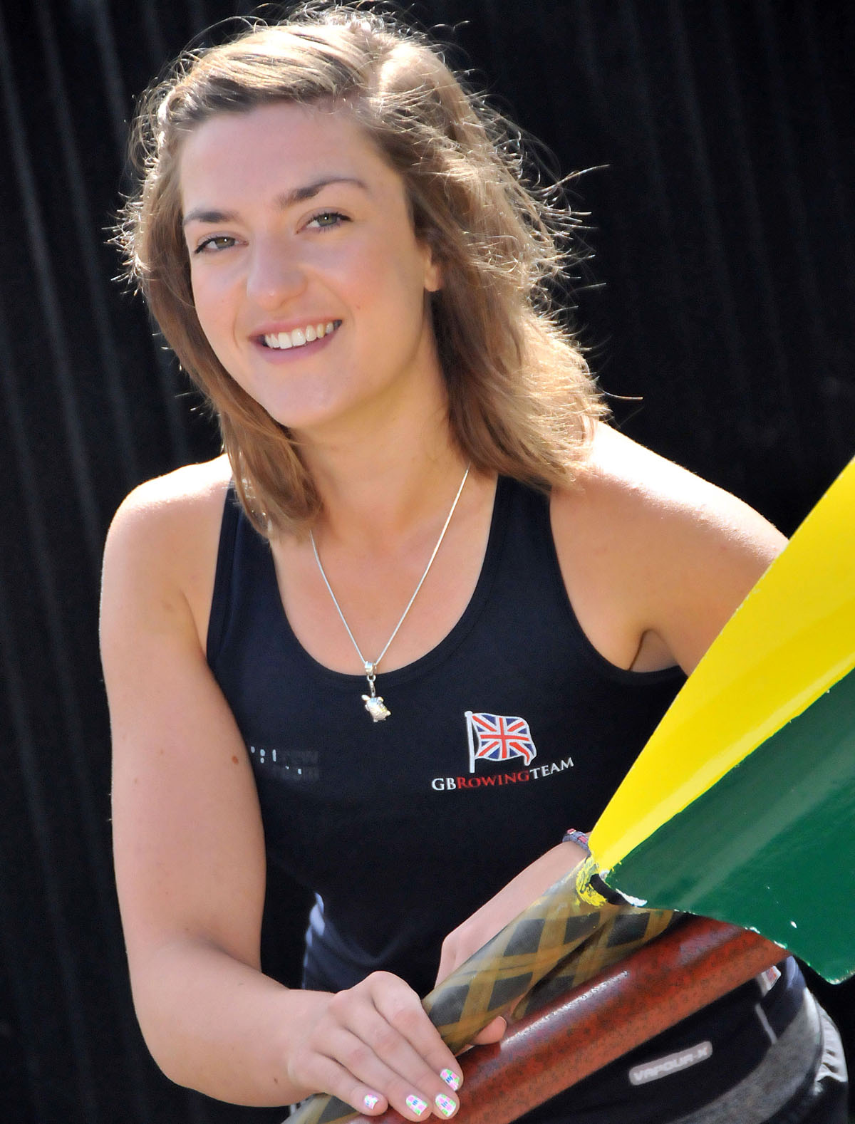 Northwich Rowing Club's Lucy Burgess races in Amsterdam this weekend