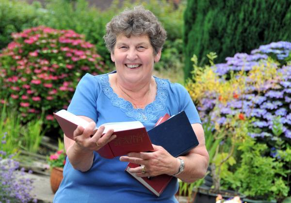 Margaret Done looks up her favourite hymns n142778