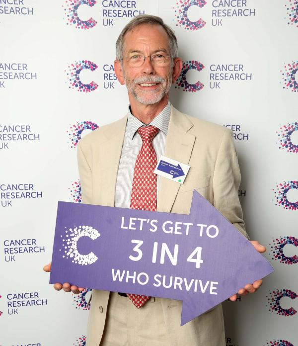 Graham urges MPs to back Cancer Research's appeal target