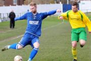 Striker Dennis Sherriff is among those to have agreed to stay at Barton Stadium for the new season